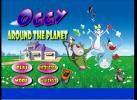 Game Mèo Oggy trồng cây