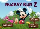 Game Mickey thoát hiểm