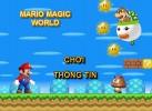 Game Mario thế giới phép thuật phiêu lưu đánh rồng