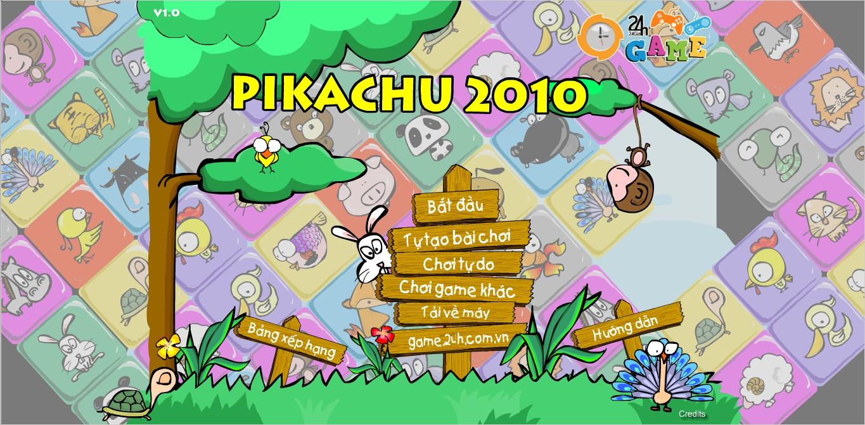 Game Pikachu 24h