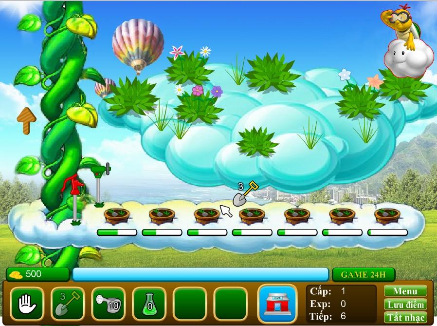 Sky Garden - Khu vườn trên mây