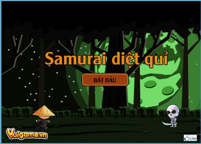 Samurai diệt quỷ