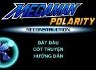 Game Rockman hành động phiêu lưu diệt quái