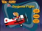 Game Halloween của Jerry lái máy bay ăn phô mai