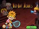 Game Tennis hiphop thú vị lạ lẫm