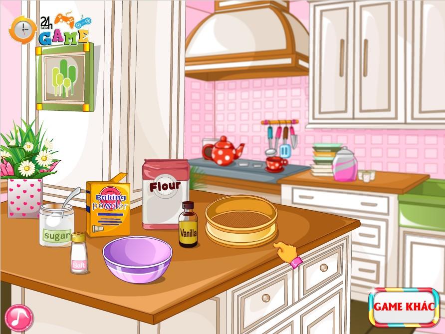 Bánh pancake cầu vồng