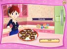 Game Bánh rán kiểu Mỹ đơn giản, hấp dẫn