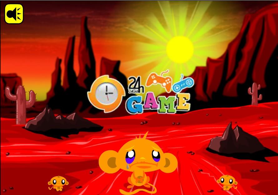 Game Chú khỉ buồn 27
