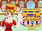 Game Cửa hàng thời trang 3