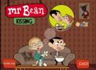 Game Hôn trộm Mr Bean dễ thương hài hước
