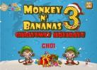 Game Khỉ con trộm quà hồi hộp trong từng khoảnh khắc