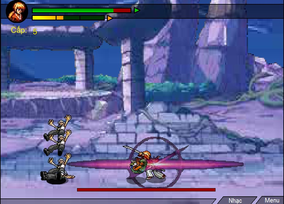 Chơi Game Siêu hùng đại chiến 3