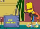 Game Simpson đấu súng cực hay