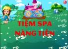 Game Tiệm Spa thần tiên chăm sóc tiên nữ