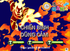 Game Game Ben 10 – Chiến binh dũng cảm