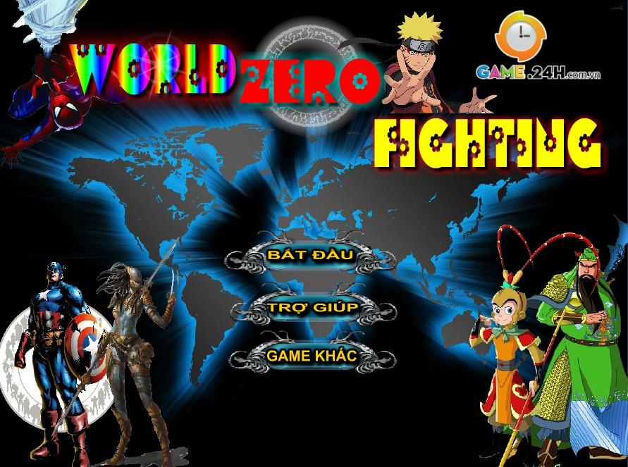Game Naruto quyết đấu