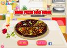 Game Bánh pizza socola mới lạ hấp dẫn