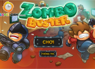 Game Biệt đội đánh thuê tiêu diệt zombie