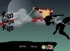 Game Chạy đi ninja luyện phản ứng nhanh