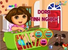 Game Dora giết thời gian tinh nghịch dễ thương