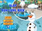 Game Người tuyết dọn phố