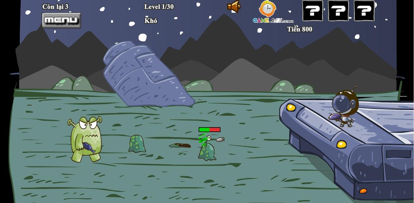 chơi Game Phòng tuyến không gian 2