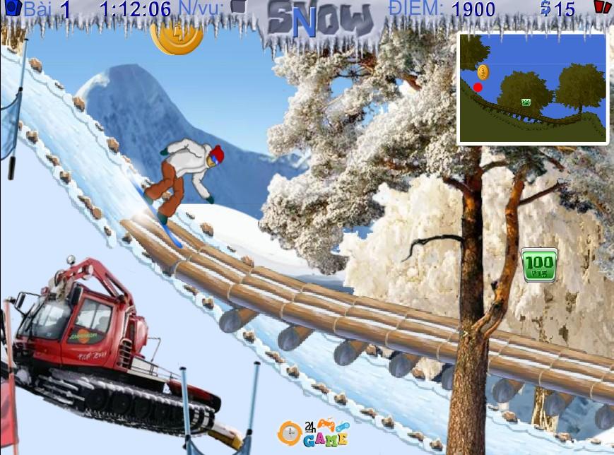 Siêu sao trượt tuyết 2