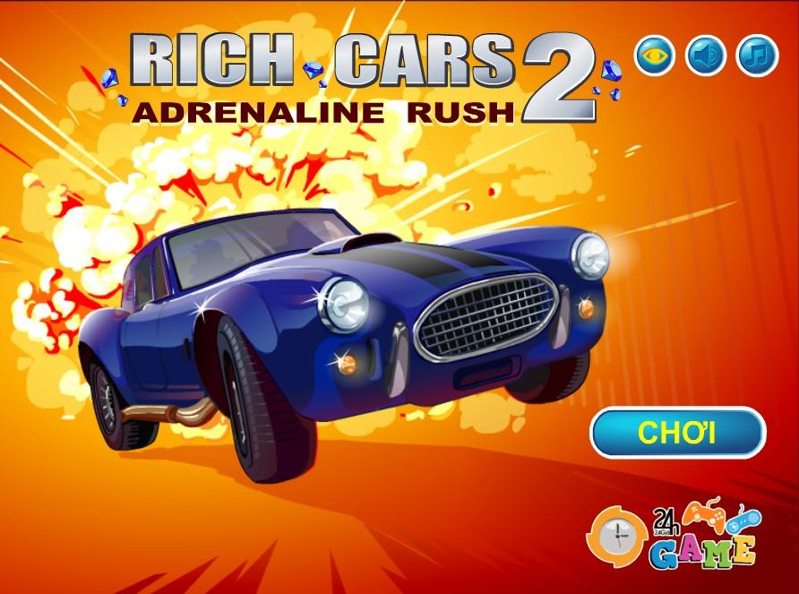 Game Siêu xe hạng sang 2