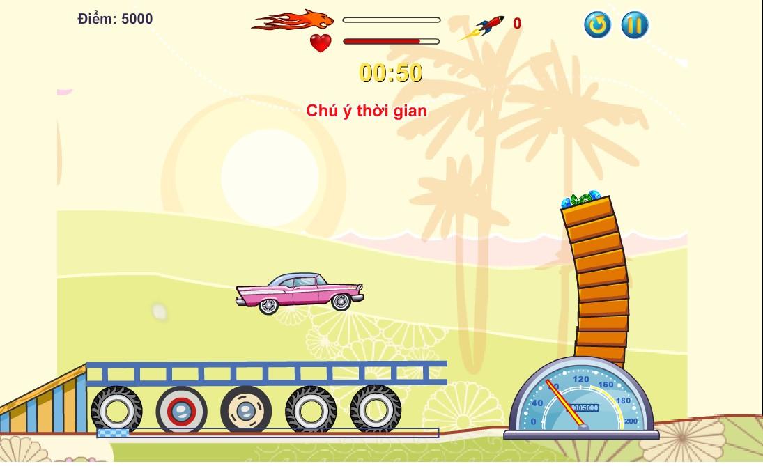 chơi Game Siêu xe hạng sang 2
