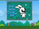 Game Thỏ say phiêu lưu mạo hiểm