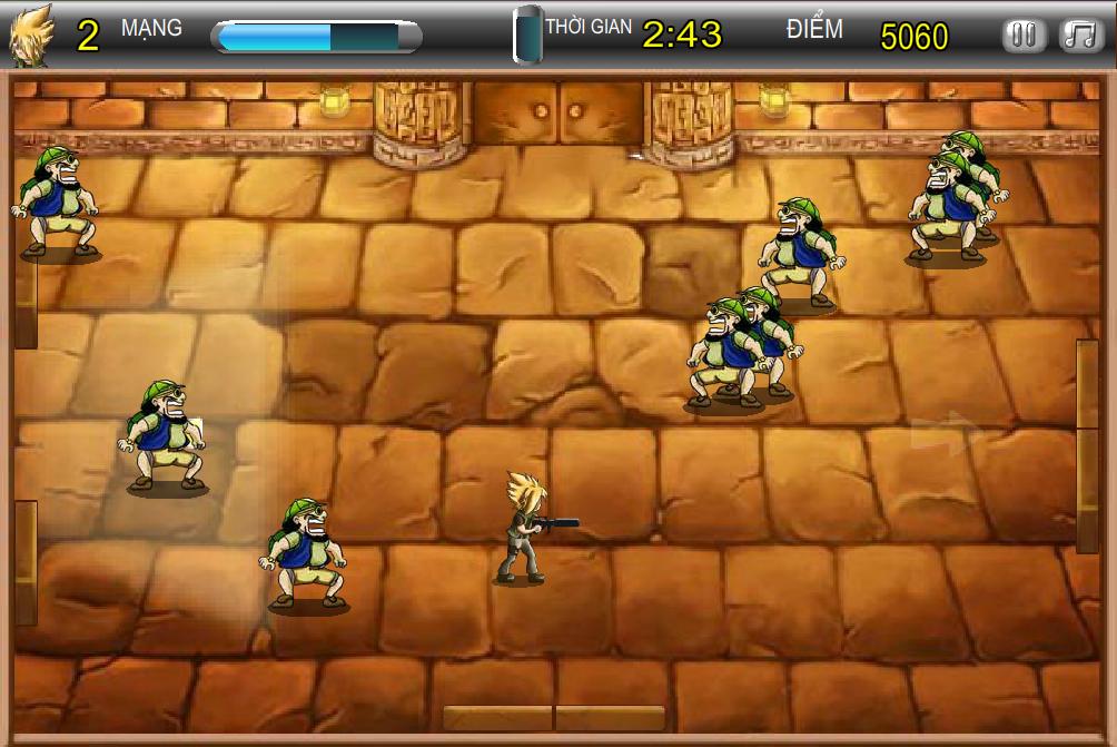 Chơi Game Xác ướp Ai Cập