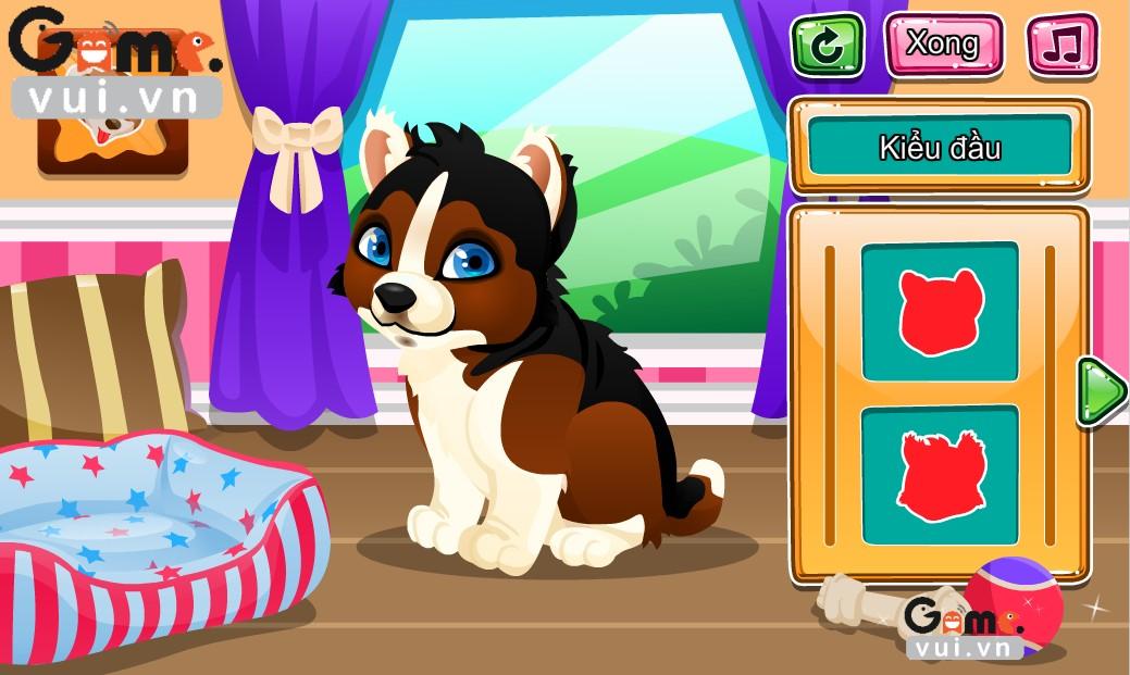 Chơi Game Nhà của cún cưng