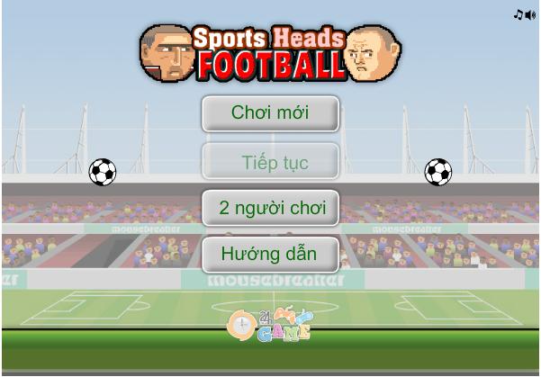 bóng đá đầu to