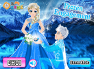 Game Cầu hôn Elsa