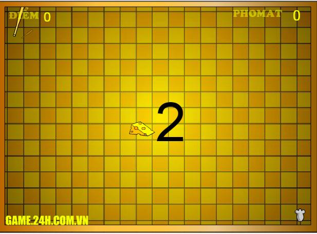 game chuột ăn phomat