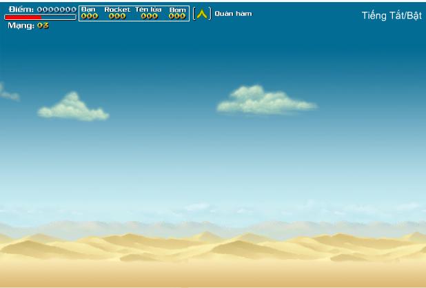 game máy bay chiến đấu