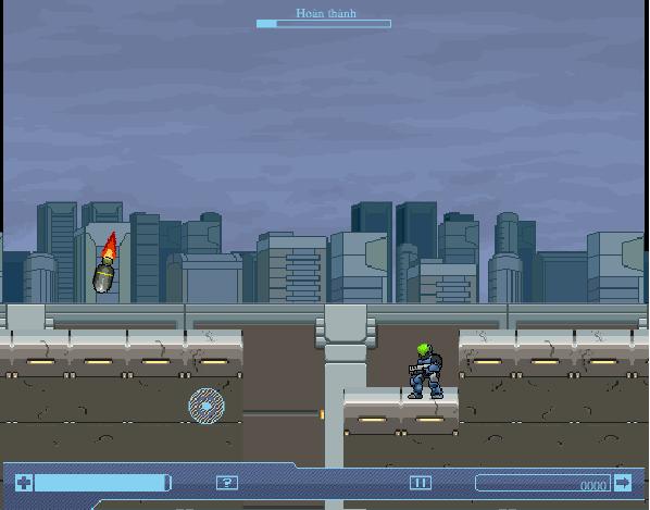 chơi game robo cảnh sát