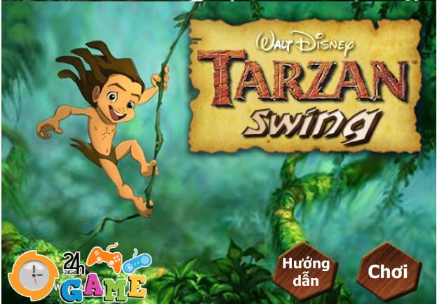 Tarzan cậu bé rừng xanh