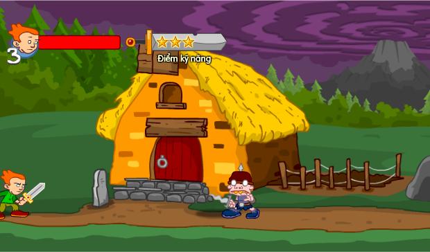 game độc bá giang hồ