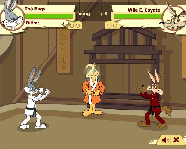 game huyền thoại karate