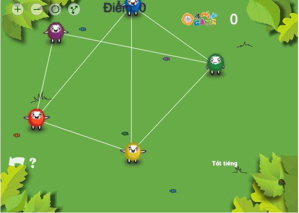 game kết nối cộng đồng