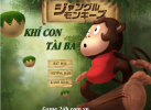 Game Khỉ con tài ba