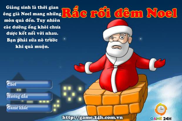 rắc rối đêm Noel
