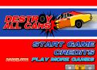 Game Đập phá ô tô