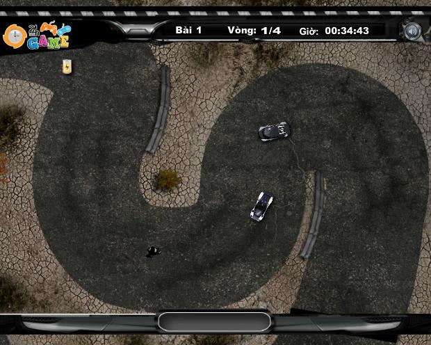 choi game giải vô địch siêu xe