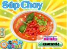 Game Học nấu súp chay