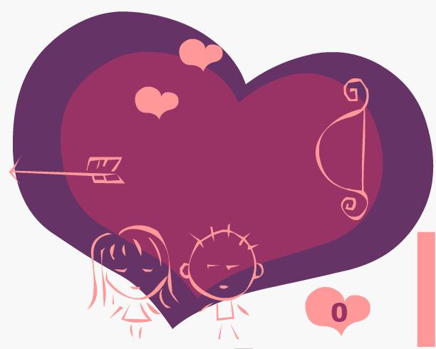 game mũi tên tình yêu
