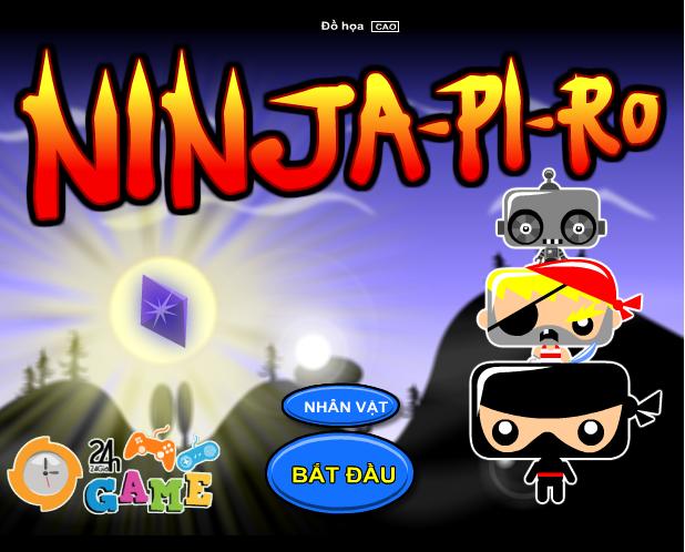 Ninja biến hình