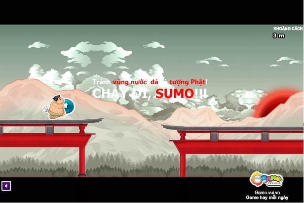 choi game chạy đi sumo