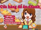 Game Cửa hàng đồ ăn nhanh